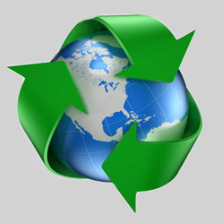 Trash garbage Recycling by Taylor Waste